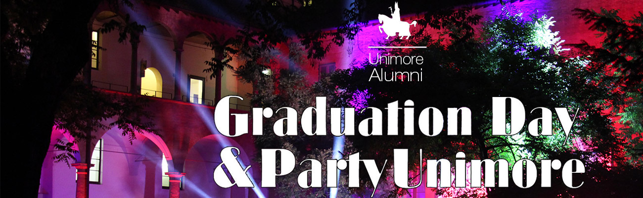 Graduation Day and Party Unimore